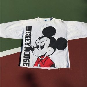 Disney Mickey Mouse Crewneck